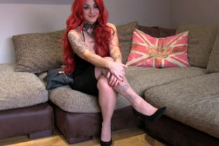 Casting couch amateur gets creampied
