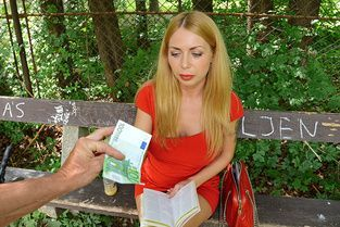 Classy Russian Doesn't Wear Panties Video & Isabella Clark - Public Pick Ups
