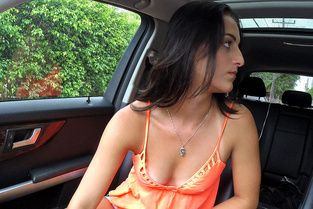 Hitchhiker Rides A Stranger Video & Mallory Madison - Stranded Teens