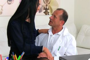 FemaleAgent - Female agent vs fake hospital dirty doctor fucks sexy agent