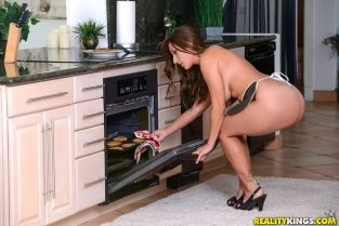 RealityKings - Skyler in Milf Hunter video: Ass In The Kitchen