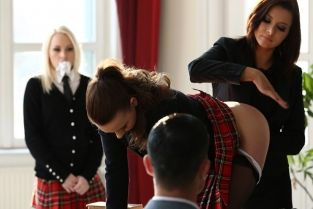 DorcelClub - Making Of - Russian Institute : Punishments