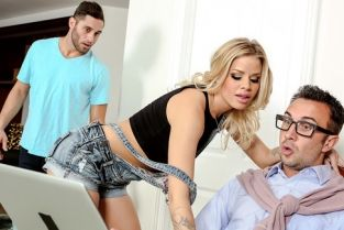 Your Father Fucks Me Harder Jessa Rhodes, Keiran Lee