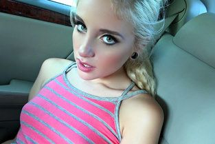 Teen Spinner's Phone Sex Gets Crazy Video & Naomi Woods - Stranded Teens