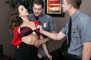 Fucking With Security Ashley Adams, Bill Bailey, Xander Corvus