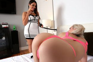 Valentina Nappi's Teen on a Leash Video & Elsa Jean, Valentina Nappi - I Know That Girl