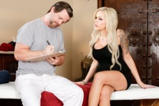 TrickySpa - Fooling The Family: Part One Nina Elle, Eric Masterson