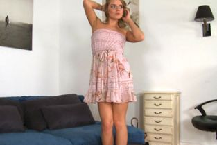 FakeAgent - Horny amateur can't wait for cock in casting