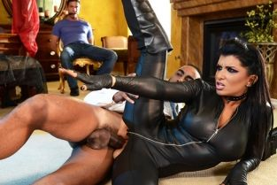 Deadly Rain: Part Four Romi Rain, Mick Blue, Stallion, Toni Ribas