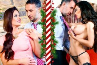 Digitalplayground - Christmas Mistress Tia Cyrus & Keiran Lee
