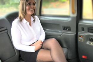 FakeTaxi - Cracking arse and great tits