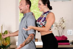 NuruMassage - Masseuse For A Day Karlee Grey, Kurt Lockwood