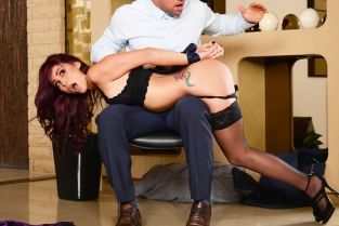 A Deep Cleaning Monique Alexander, Johnny Castle