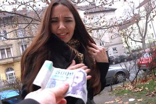 Russian MILF Flashes Her Panties Video & Carry Cherri - Public Pick Ups