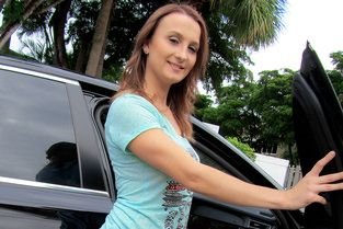 Indiana Cutie Banged in the Car Video & Sadie Leigh - Stranded Teens