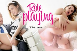 EroticaX - Role Playing- The Maid Dillion Harper, Damon Dice