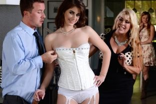Say Yes To Getting Fucked In Your Wedding Dress Karina White, Jessy Jones