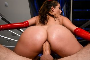 Latex Lust Allie Haze, Danny D