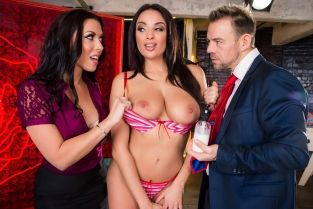 You Can Cream On Me Rachel Starr, Erik Everhard, Anissa Kate