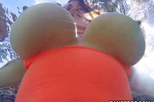 Bangbros - Brandy Talore Brandy Is Back With Her Huge Tits!! BigTitsRoundAsses