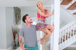 Tiny Blonde's First Monster Cock Kenzie Reeves - Don't Break Me