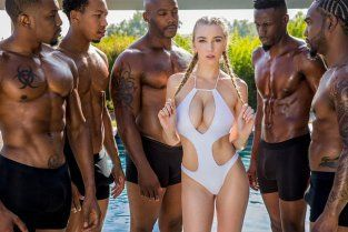 Blacked - I've Never Done This Before Kendra Sunderland, Ricky Johnson, Jason Brown, John Johnson, Isiah Maxwell & Nat Turnher