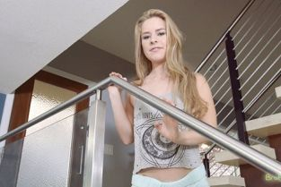 BrattySis - Lilly Ford Step Siblings Get Sexual