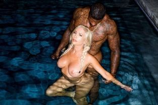 BlackedRaw - Tasha Reign Going Black on Holiday