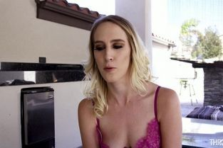 Throated - Cadence Lux Keep Your Mouth Stuffed