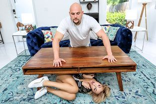 Blonde Spinner Gets Stretched Hime Marie - Don't Break Me