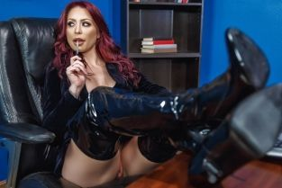 These Boots Were Made For Fucking Monique Alexander, Markus Dupree