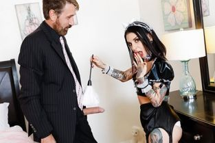 BurningAngel - Joanna Angel French Anal MILF Maids