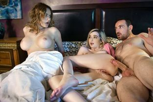 FamilyStrokes - Lexi Lore Stepdads Cumshot Lullaby…