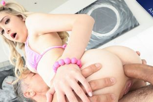 HardX - Jane Wilde Her First Anal