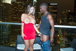 BlackedRaw - Ava Addams Night With Ava Addams