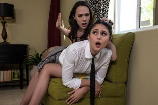 Preppies In Pantyhose: Part 1 Ariana Marie, Chanel Preston