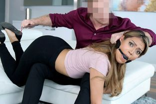 Submissived - Nicole Rey Master Lets Loose On Docile Servant