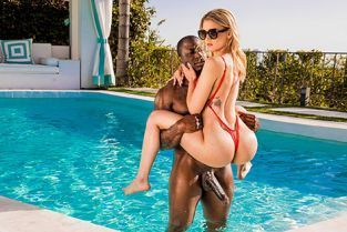 Blacked - Lacey Lenix Counting Down
