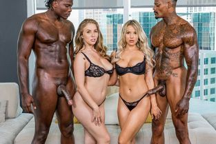 Blacked - Kylie Page, Lena Paul Best Friends For Ever