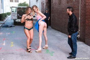RealityKings - Haley Reed, Evelin Stone Daring Dames WeLiveTogether