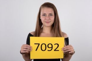 Czech Casting - Lucie 7092