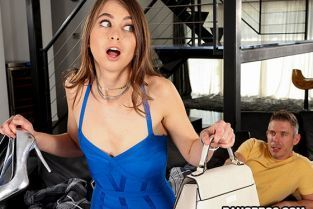 BangBros - Riley Reid Sneaking In Gets You Fucked BangBros18
