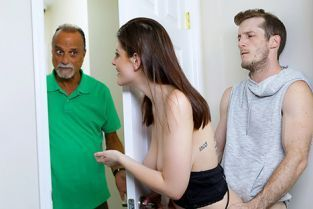 FamilyStrokes - Michele James Prankster Penis For Stepsis