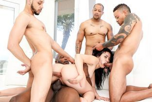 DevilsFilm - Mandy Muse Blacked Out #10