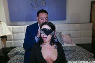 Submissived - Stella Raee Blindfolded And Boned