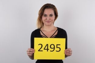 Czech Casting - Lucie 2495