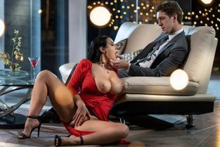 ElegantAnal - Angela White Cherry Kiss