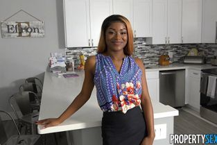 PropertySex - Evi Rei Rebounding With An Agent