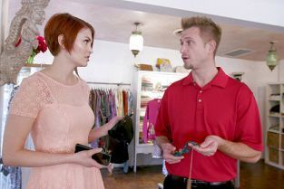 BangTrickery - Bree Daniels Gets Framed For Theft And Tricked Into Fucking The Store Clerk