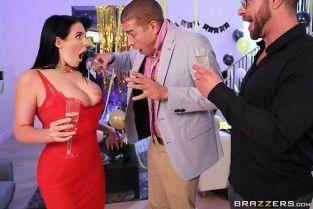 Angela White Fappy New Year RealWifeStories